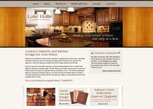 Lake Hallie Cabinets