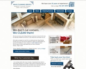 Maug Cleaning Service, Eau Claire