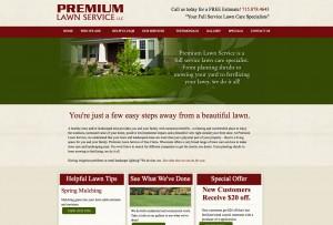 Premium Lawn Service, Eau Claire