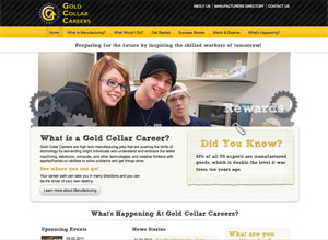 Gold Collar Careers